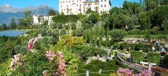 Botanische Gärten von Schloss Trauttmansdorff Meran