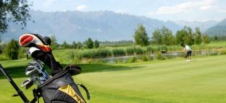 Der Golfclub Lana in Südtirol