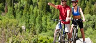 Mountainbiketouren in Schenna und Umgebung