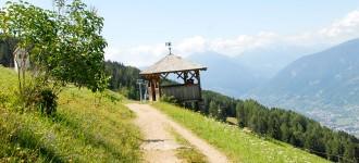 Wanderung am Taser Höhenweg