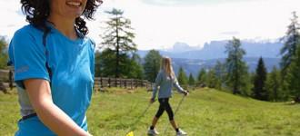 Nordic Walking Kurse in Schenna besuchen