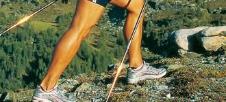 Nordic Walking im Urlaub in Schenna