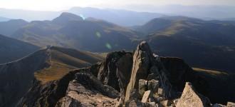 Fantastisches Panorama vom Ifinger